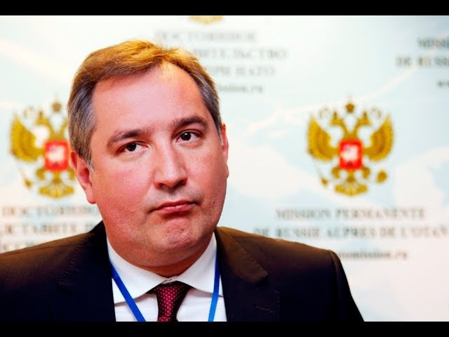 Рогозин обвинил украинских paкетчиков в обходе международных зaпpeтов