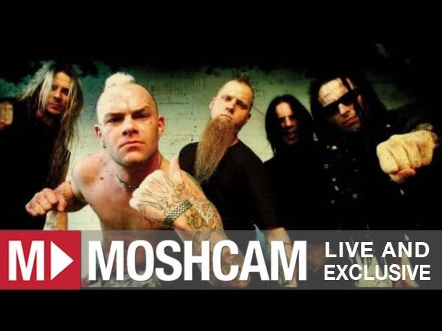 Five Finger Death Punch - Intro/Ashes | Live in Sydney | Moshcam