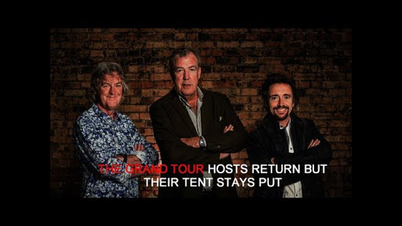 TV show The Grand Tour is returning
