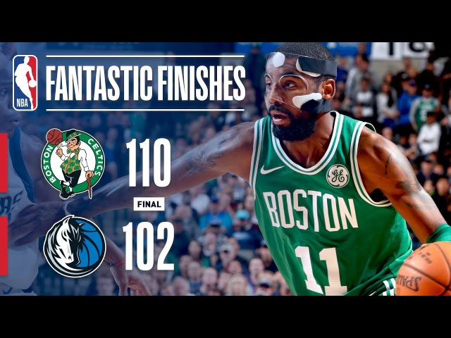 Kyrie Irving The Boston Celtics Rally From 13 Down In The 4th To Win 16th Straight