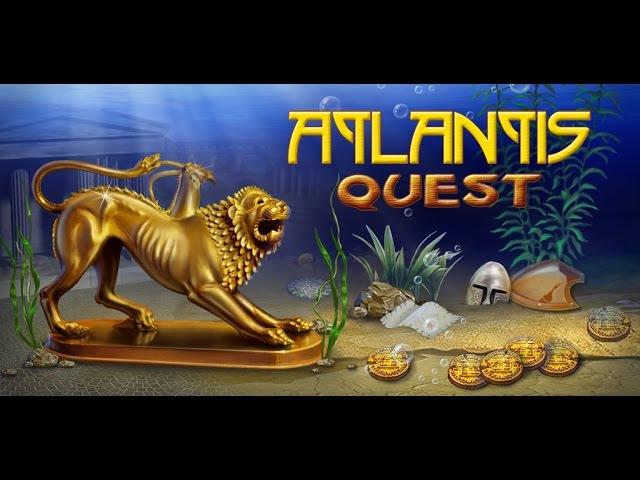 Тайны Атлантиды на андроид игры