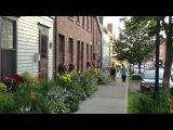 Город Charlottetown,столица самой маленькой провинции Канады - Остров Принца Эдуарда