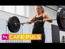 Muskulöse Frauen auf dem Vormarsch! Café Puls