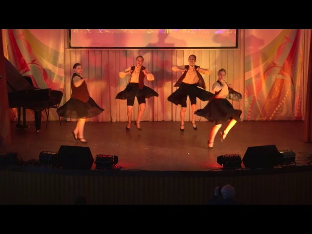 "Еврейский танец Хава Нагила"""