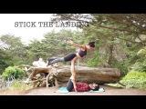 Acro Overload Pre-Requisites (AcroYoga Skills feat. Lauren Matters &amp Daniel Scott Yoga)