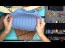 Три Шапки Один Мастер класс🌷 Вязание Knit Mom