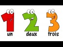 ♫ FRENCH Numbers Song 1 20 ♫ Compter jusqu'à 20 ♫ Comptine des Chiffres ♫ Learn French