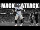 """Khalil Mack    """"Mack Attack"""" ᴴᴰ    Oakland Raiders Highlights"""
