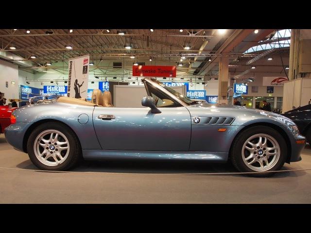 BMW Z3 James Bond Edition Roadster 007-serie - Exterior Walkaround