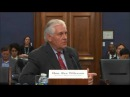 Rep. Meng Questions Secretary Tillerson at House Appropriations Subcommittee Hearing