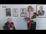 Ольга Макеева поздравила с 95-летием донецкого ветерана-художника