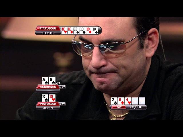 Poker After Dark Season 6 - Lonesome Sharks - Part 5   Full Tilt