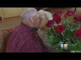Dallas Couple Celebrates 75th Anniversary On Valentine's Day
