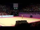 Дина Аверина булавы финал - Гран-При Холон 2017