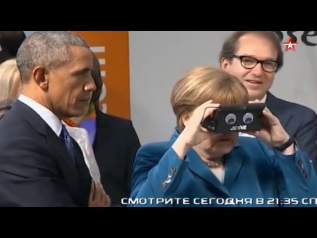Специальный репортаж. Ангела Меркель. Игра на вылет (2017)