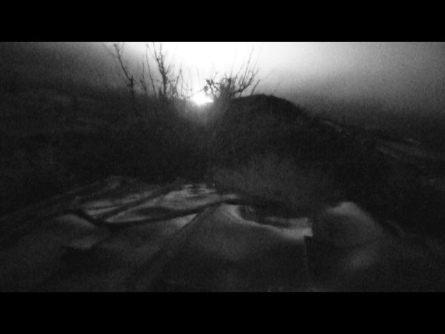 Дыхание авдеевской промзоны - Перемирие.Ночь.Туман.