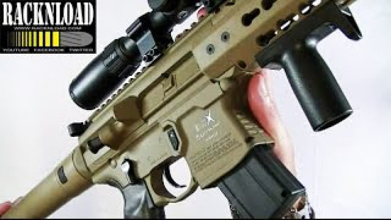 Sig Sauer MCX (C02) **FULL REVIEW** by RACKNLOAD