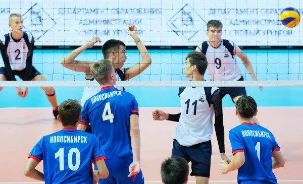 Уфа – Новосибирск – 3:0