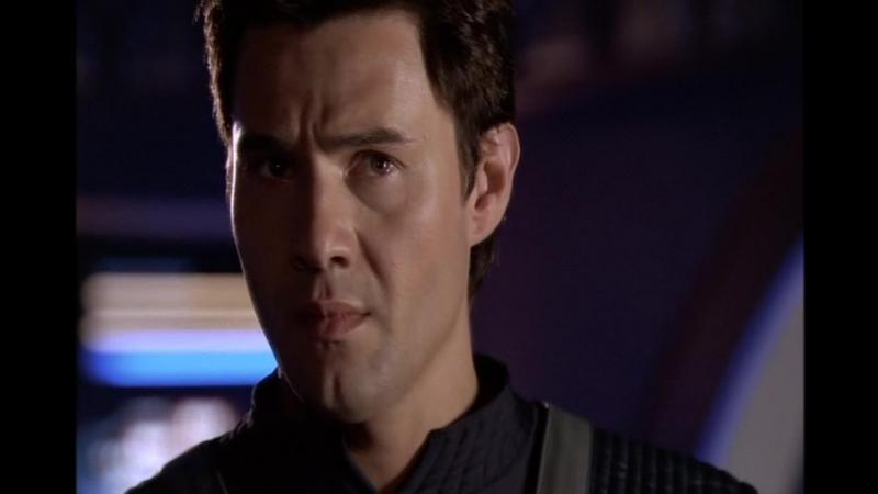 Andromeda S03e10 - The Unconquerable Man