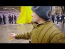 Під час блокади Сбербанку в центрі Дніпра представникам Національного Корпусу вдалося поспілкуватися з ідейними працівниками р