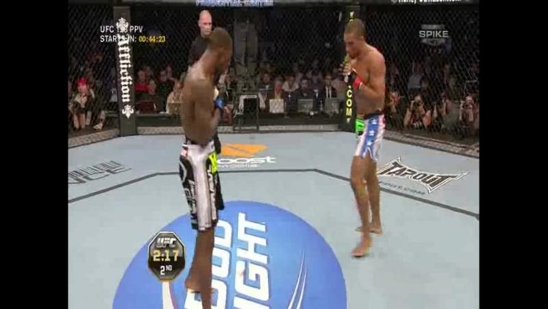 4 - Edson Barboza vs Anthony Njokuani [UFC 128 Shogun vs. Jones]