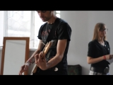 Rebel Yell перед концертом_арт-завод Механика (part 1)