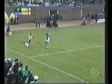 Ретро дня. Дебютный гол Роналдиньо за Бразилию в копа Америка 1999
