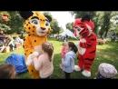 """В московском парке """"Красная Пресня"""" устроили праздник в честь Дня леопарда"""