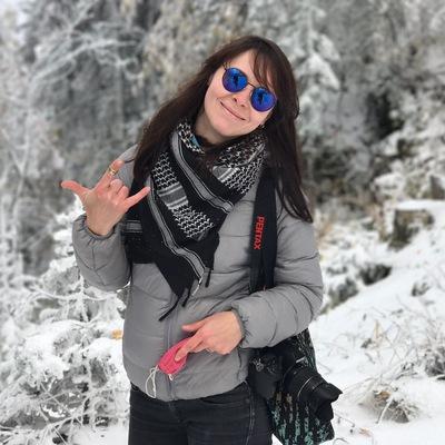 Алина Салюкова
