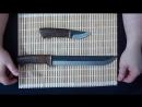 Нож-Походная пара-Аяксы.м-р.Горлов А.А.