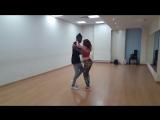 Fidel y Ulya Bachata sensual class