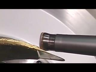 Точение гребного винта на 5-ти координатном фрезерном станке с ЧПУ