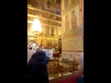 Софийско-Успенский собор - проповедь после Литургии - 21.11. Архангела Михаила