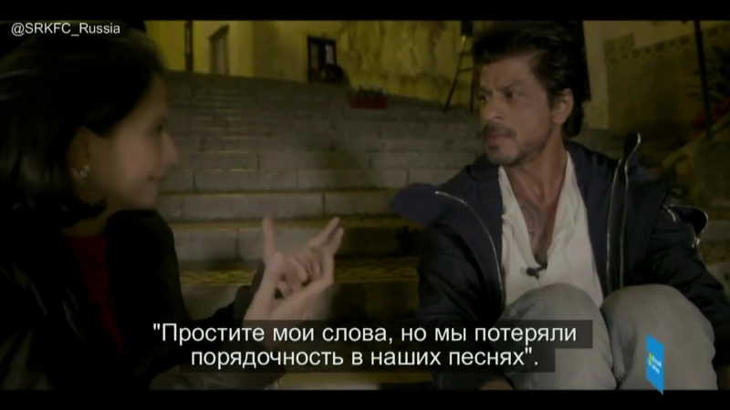 "FULL ""Beneath The Surface"" ¦ Shah Rukh Khan ¦ Russian Subs"