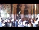 Служа Рыцарей Гроба Господня в Храме Гроба Господня очень завораживает