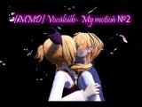 MMD Vocaloids- My motion №2