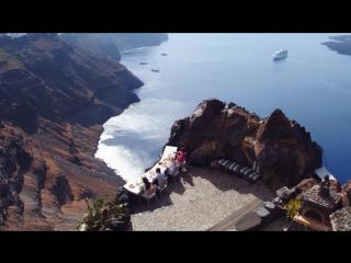 Honeymoon Petra Villas - 5 Santorini Luxury Hotel - Caldera View