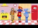 КУКУТИКИ - КАША -вкусняша развивающая веселая песенка мультик для детей малышей online-video-cutter