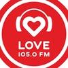 LOVE RADIO ОМСК 105.0 FM
