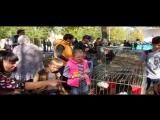 Юбилей со дня образования поселка и день микрорайона отметили жители Уптара и Сокола на Колыме