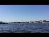 Прогулка по рекам и каналам Санкт-Петербурга 2016 _ St. Petersburg. Russia