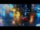 Столкновение BMW и Mark II на пересечении Гоголя и Красного проспекта