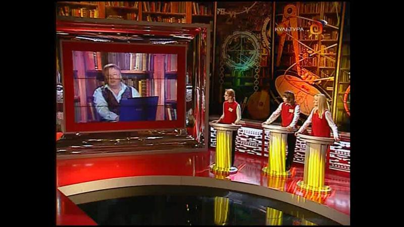 За семью печатями (Культура, 14.11.2008)
