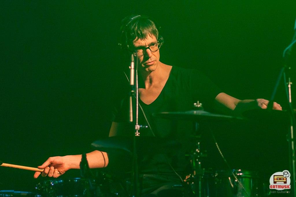 Концерт De-Phazz в ГЛАВCLUB: 20 лет на сцене Иван Губанов