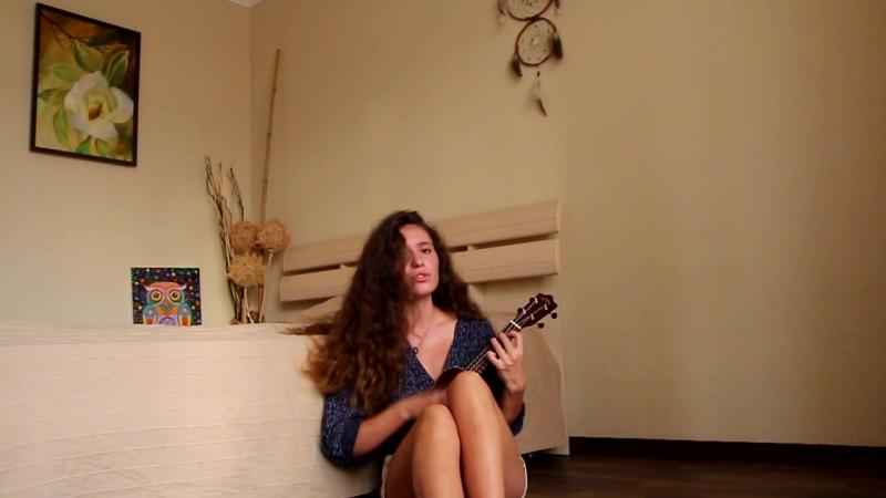 Natalie Peptonaru - Don`t know why Norah Jones (ukulele cover)