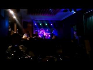 Байк-рок- группа Виски Дождь 30 сентября 2017, кафе Nota Bene
