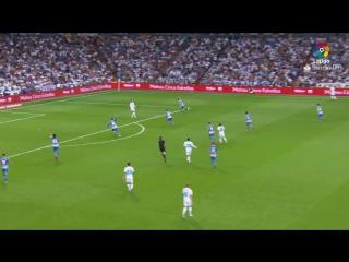 Испания ЛаЛига Реал Мадрид - Эспаньол 2:0 обзор  HD