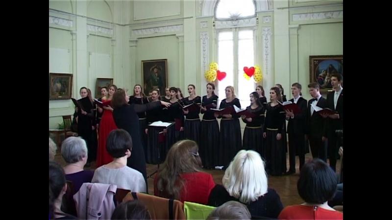 A. L. Webber Pie Jesu.Отчётный концерт хора Terra Taurica