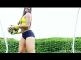 Mea Melone футбол