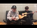 [Play] TheEastLight. Eunsung  Junwook - Starving (Hailee Steinfeld, Grey Cover)